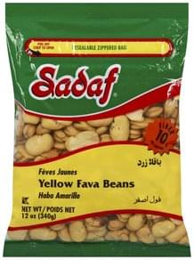 Sadaf Fava Beans Yellow