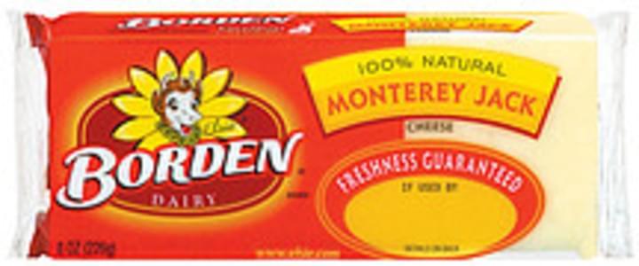 Borden Cheese Monterey Jack