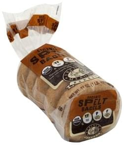 French Meadow Bagels Organic Spelt