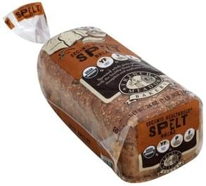 French Meadow Bread Organic Healthseed, Spelt