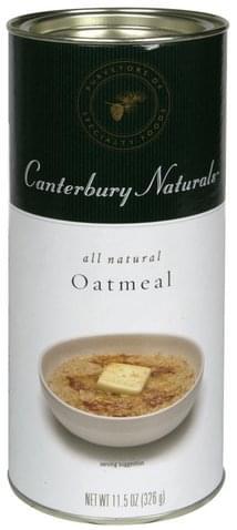 Canterbury Naturals Oatmeal - 11.5 oz