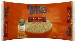 Uncle Bens Rice Enriched, Long Grain, Parboiled/Original