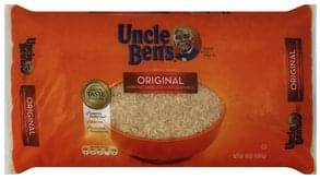 Uncle Bens Enriched Parboiled Rice Long Grain, Original