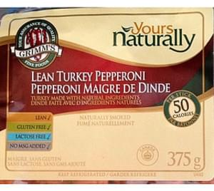 Bridgford Turkey Pepperoni - 2.5 oz