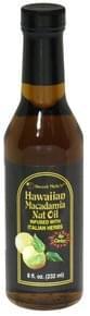 Sweet Meles Hawaiian Macadamia Nut Oil Macadamia Nut Oil, Italian Herb