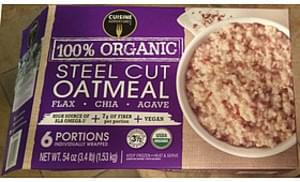 Cuisine Adventures Steel Cut Oatmeal