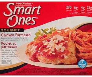 Weighwatchers Smart Ones Gourmet Chicken Parmesan