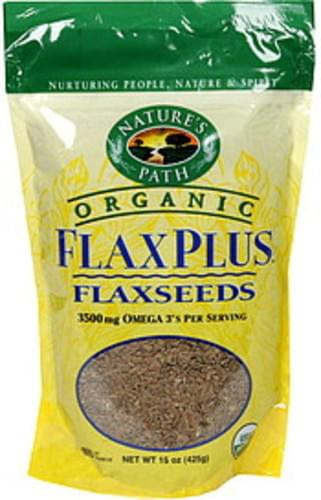 Natures Path Flaxseeds - 15 oz
