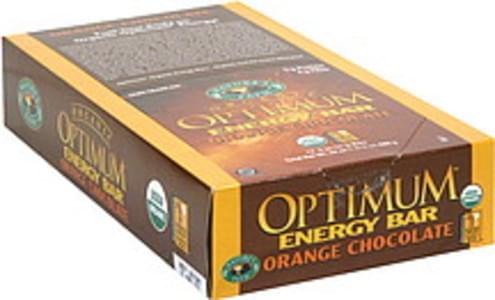 Nature's Path Energy Bar Orange Chocolate
