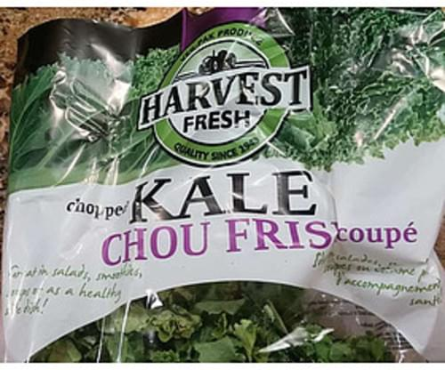 Harvest Fresh Chopped Kale - 100 g