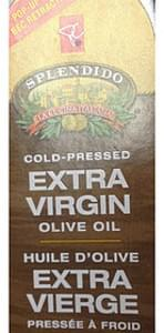 President's Choice Cold-Pressed Extra Virgin Olive Oil