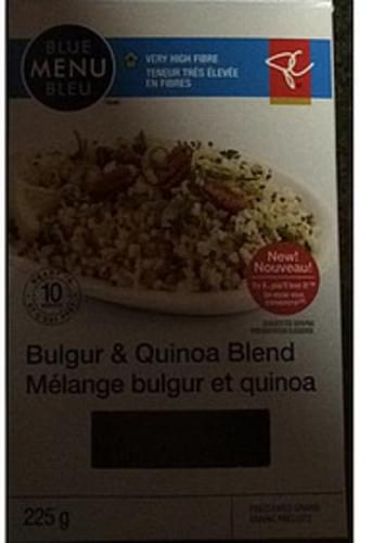 Blue Menu Bulgur & Quinoa Blend - 128 g
