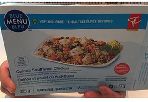 Blue Menu Bleu Quinoa Southwest Chicken - 325 g
