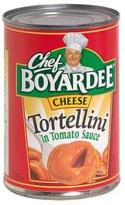 Chef Boyardee Tortellini with Cheese in Tomato Sauce