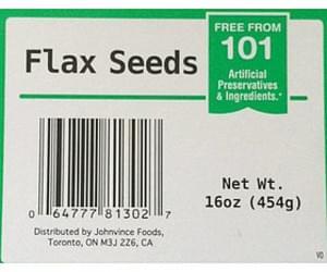 Generic Flax Seeds