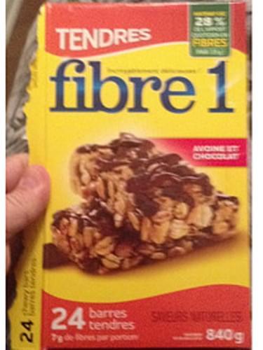 Fibre 1 Chocolate Bars - 35 g