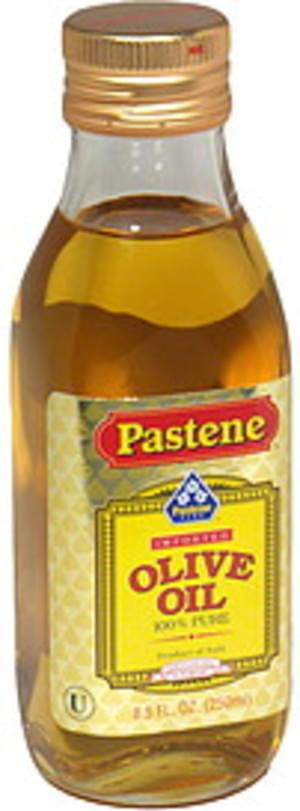 Pastene Imported Olive Oil - 8.5 oz