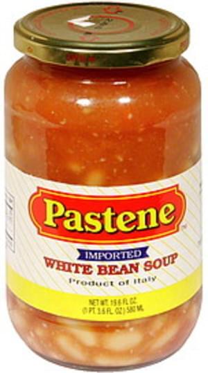 Pastene White Bean Soup - 19.6 oz