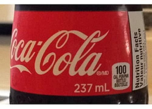 Coca-Cola Soda - 237 ml