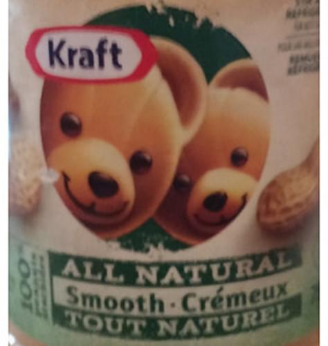 kraft Smooth Peanut Butter - 15 g