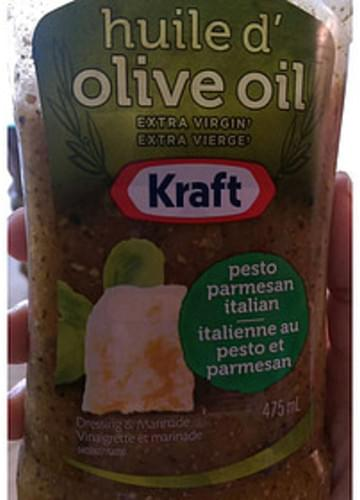 Kraft Extra Virgin Olive Oil - 15 ml
