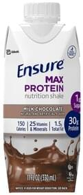 Ensure Nutrition Shake Max Protein, Milk Chocolate