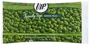 VIP Green Peas Family Size