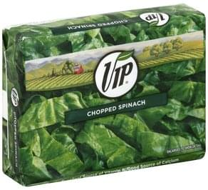 VIP Spinach Chopped