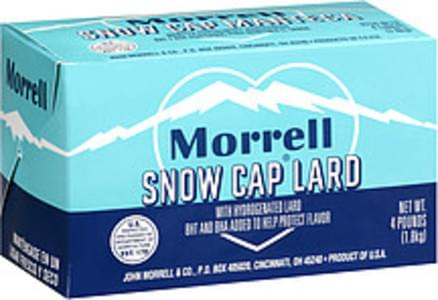 Morrell Lard Snow Cap
