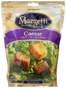 Marzetti Croutons Large Cut, Caesar