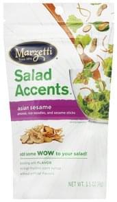 Marzetti Salad Accents Asian Sesame