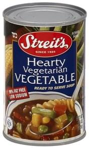 Streits Soup Ready to Serve, Hearty Vegetarian Vegetable