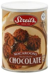 Streits Macaroons Chocolate Flavored