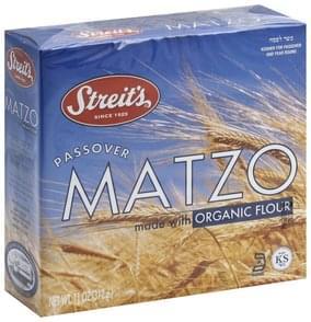 Streits Matzo Passover