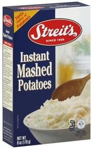Streits Mashed Potatoes Instant
