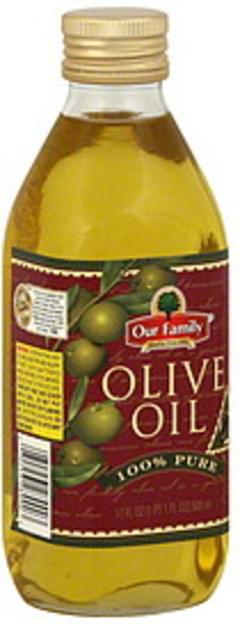 Our Family Olive Oil