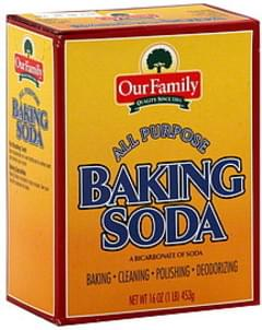 Our Family Baking Soda All Purpose