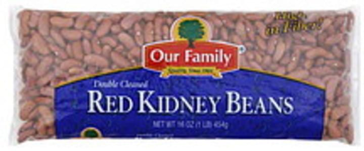 Our Family Red Kidney Beans