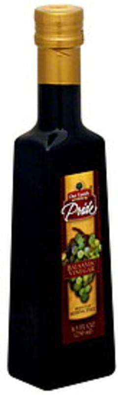 Our Family Balsamic Vinegar