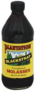 Plantation Molasses Blackstrap, Unsulphured
