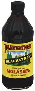 Plantation Molasses Blackstrap, Unsulphured