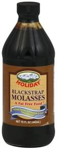 Holiday Molasses Blackstrap
