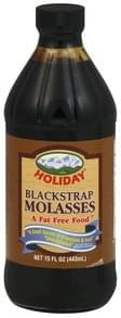Holiday Molasses Blackstrap
