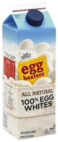 Egg Beaters 100% Egg Whites Liquid