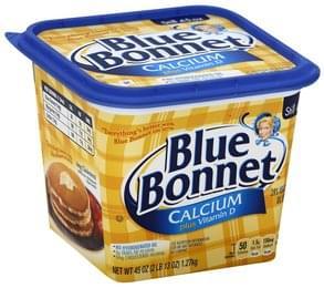 Blue Bonnet Vegetable Oil Spread 39%