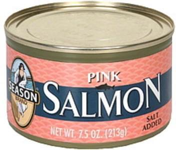 Season Salmon Pink