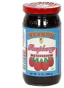 Season Preserves Raspberry
