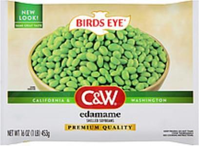 C&w Soybeans Shelled Edamame