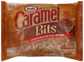 Kraft Caramel Bits America's Classic