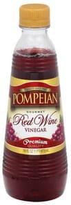 Pompeian Red Wine Vinegar Gourmet